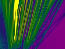 Borrão de movimento colorido Fotos de Stock