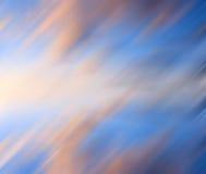 Borrão de movimento diagonal colorido Fotografia de Stock Royalty Free