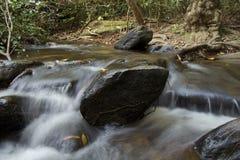 Borrão do rio Imagens de Stock Royalty Free
