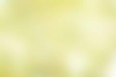 Borrão verde de Bokeh Fotografia de Stock Royalty Free