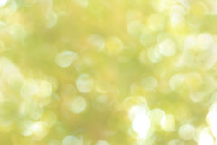 Borrão verde de Bokeh fotos de stock royalty free