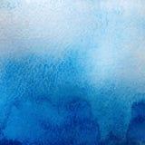 Borrões abstratos do fundo da textura da pintura da mão da aquarela do vetor ilustração royalty free