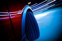Borrões do passeio da noite Imagem de Stock