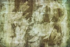 Borrões e manchas no muro de cimento fotos de stock