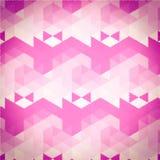 Borrões rosados Imagem de Stock