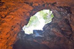 Borra Caves, Araku Valley, Vizag, Andhra Pradesh. India royalty free stock photo
