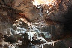 Borra grottor, Araku dal, Andhra Pradesh, Indien royaltyfri fotografi