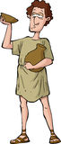 Borrachín romano ilustración del vector
