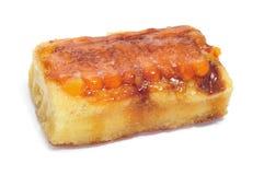 Borracho cake, typical of Spain Royalty Free Stock Photo