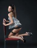 Borrachos 'sexy' Fotografia de Stock Royalty Free