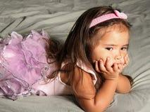 borrad ballerina Royaltyfri Fotografi