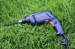 Borrar gräsmatta Royaltyfria Foton