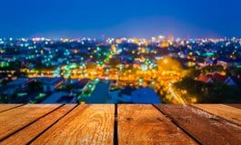 borre lighhts de Chiang Mai, Tailândia para o uso do fundo Fotografia de Stock Royalty Free
