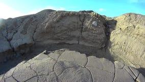 Borrego Desert Off Road - Fish Creek. Area- Borrego Desert California USA stock video