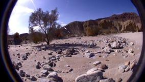Borrego Desert Off Road - Fish Creek Wash. Borrego Desert California USA - .n©2015 J.S.Edmondson stock video