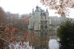 Borrekens-Schloss Lizenzfreies Stockbild