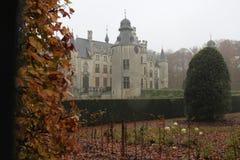 Borrekens-Schloss Lizenzfreie Stockfotografie