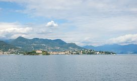 Borromee Islands - Mother Island Isola Madre on Lake Maggiore - Stresa - Italy royalty free stock image