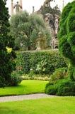 Borromeo botanical gardens, Isola bella, lago Maggiore Royalty Free Stock Photography