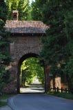 Borromeo castle Stock Photography