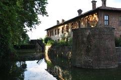 Borromeo castle Stock Images