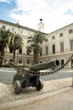 Borromeo Palace Stock Photo