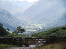 Borrowdale Stock Image