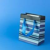 Borsa del regalo Fotografia Stock Libera da Diritti
