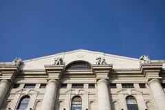 Borsa di milano Royalty Free Stock Image
