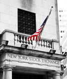 Borsa di New York Fotografia Stock