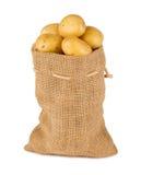 Borsa di Potatoe fotografia stock