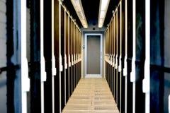 Borsa istanbul datorhall Arkivbild