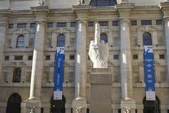 Borsa Italiana -Italian Stock Exchange Royalty Free Stock Photos
