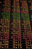 Borsa valori australiana Immagini Stock