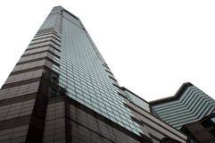 Borsa valori di Hong Kong Fotografia Stock