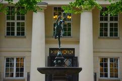 Borsa valori di Oslo Immagine Stock Libera da Diritti