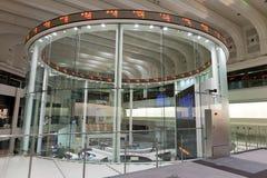 Borsa valori di Tokyo nel Giappone Fotografie Stock Libere da Diritti