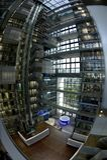 Borsa valori tedesca Fotografia Stock