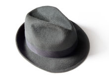 Borsalino hat Royalty Free Stock Image