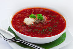 Borsch Stock Photo
