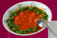 Borsch Royalty Free Stock Images