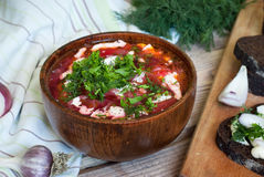 Borsch Royalty Free Stock Photos