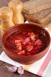 Borscht Royalty Free Stock Photos