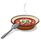 borscht illustration libre de droits