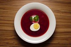 borscht Photographie stock