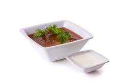 Borscht, Beet Soup Stock Photography