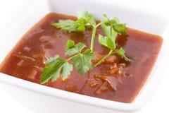 Borscht, Beet Soup Stock Photos