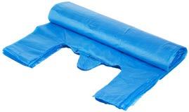 Borse blu Fotografia Stock