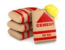 Borse di cemento royalty illustrazione gratis