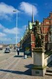 Borse di Copenhaghen fotografia stock libera da diritti